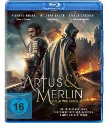 Artus & Merlin - Ritter von Camelot (Blu-ray), Blu-ray Disc