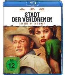 Die Stadt der Verlorenen (Blu-ray), 1 Blu-ray Disc und 1 DVD