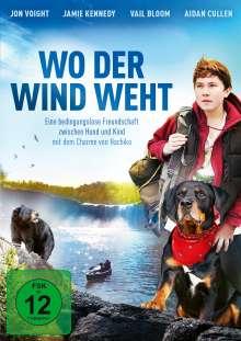 Wo der Wind weht, DVD