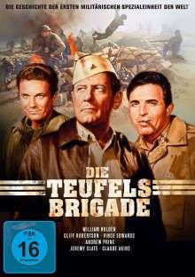 Die Teufelsbrigade (1968), DVD