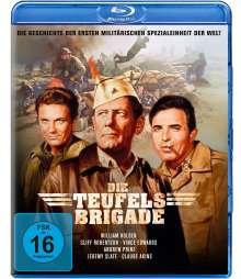 Die Teufelsbrigade (1968) (Blu-ray), Blu-ray Disc