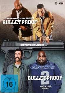 Bulletproof 1 & 2, 2 DVDs