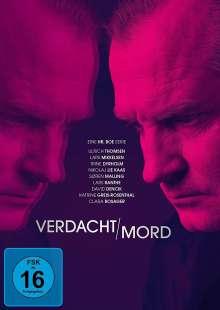 Verdacht/Mord Staffel 1, 2 DVDs