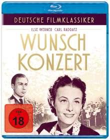 Wunschkonzert (Blu-ray), Blu-ray Disc