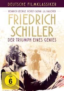Friedrich Schiller - Der Triumph eines Genies, DVD