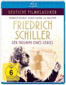 Friedrich Schiller - Der Triumph eines Genies (Blu-ray), Blu-ray Disc