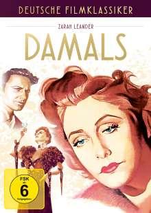 Damals, DVD