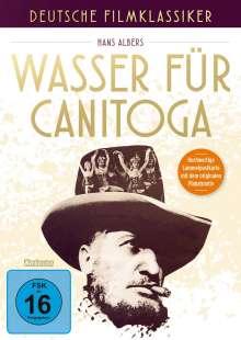 Wasser für Canitoga, DVD