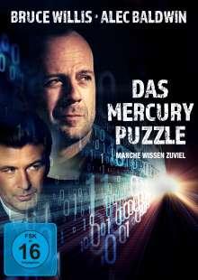 Das Mercury Puzzle, DVD