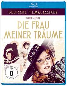 Die Frau meiner Träume (Blu-ray), Blu-ray Disc