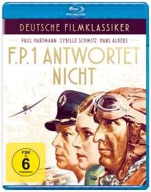 F.P. 1 antwortet nicht (Blu-ray), Blu-ray Disc