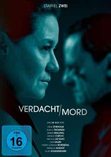 Verdacht/Mord Staffel 2, 2 DVDs