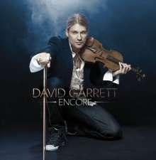 David Garrett: Encore, CD