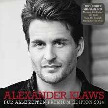 Alexander Klaws: Für alle Zeiten (Premium Edition 2014), CD