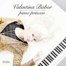 Valentina Babor: Piano Princess, CD