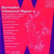 Bayreuther Schmunzel-Wagner, CD