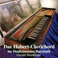 Hubert-Clavichord im Stadtmuseum Bayreuth, CD