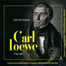 Carl Loewe (1796-1869): Zum 150. Todestag von Carl Loewe, CD