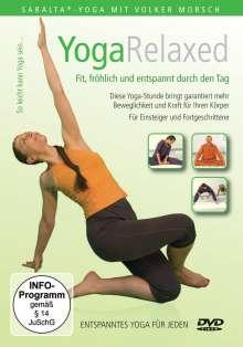 Yoga Relaxed mit Volker Morsch, DVD