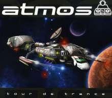 Atmos: Tour De Trance, CD