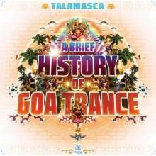 Talamasca: A Brief History Of Goa Trance, CD
