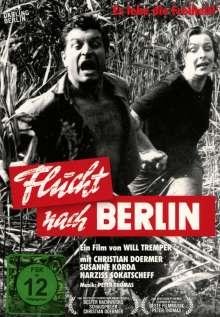 Flucht nach Berlin, DVD