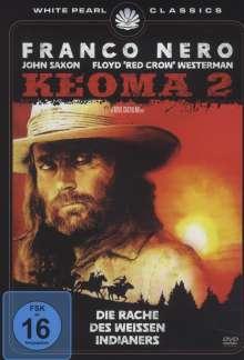 Keoma 2 - Die Rache des weißen Indianers, DVD