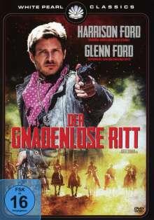 Der gnadenlose Ritt, DVD