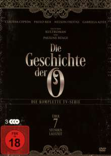 Die Geschichte der O (Komplette TV-Serie), 3 DVDs