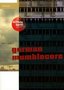 German Mumblecore (Deluxe Edition), 10 DVDs