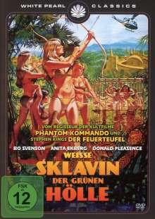 Weisse Sklavin der grünen Hölle, DVD