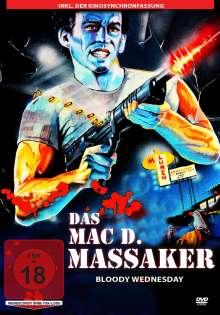 Das Mac D. Massaker, DVD