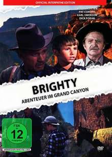 Brighty - Abenteuer im Grand Canyon, DVD