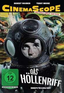 Das Höllenriff, DVD