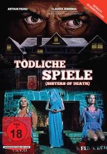 Tödliche Spiele, DVD