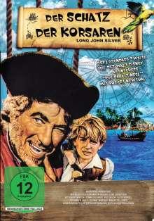 Der Schatz der Korsaren, DVD