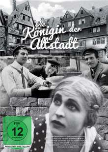 Die Königin der Altstadt, DVD