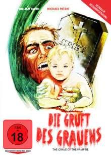 Die Gruft des Grauens, DVD