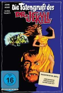 Die Todesgruft des Dr. Jekyll, DVD
