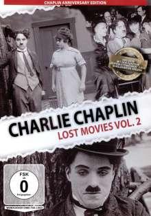 Charlie Chaplin - Lost Movies Vol. 2, DVD