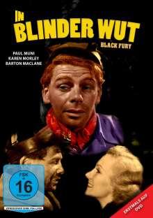 In blinder Wut, DVD