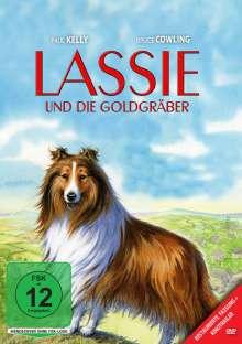 Lassie und die Goldgräber, DVD