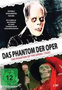 Das Phantom der Oper (1925), 2 DVDs