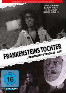Frankenstein's Tochter - Die Unheimliche (1958), DVD