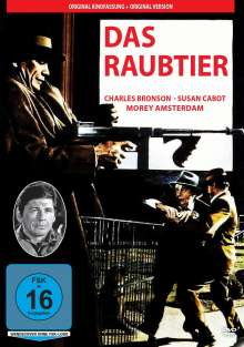Das Raubtier (1958), DVD