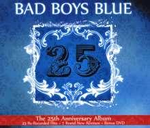 Bad Boys Blue: 25 (2CD + DVD), 2 CDs und 1 DVD