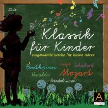 Klassik für Kinder, 2 CDs