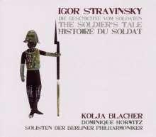 Igor Strawinsky (1882-1971): L'Histoire du Soldat, CD