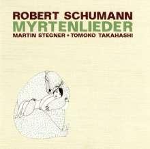 """Robert Schumann (1810-1856): Lieder """"Myrtenlieder"""" (arr. für Viola & Klavier), CD"""