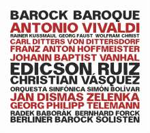 Berliner Barock Solisten - Barock, Barock, 3 CDs